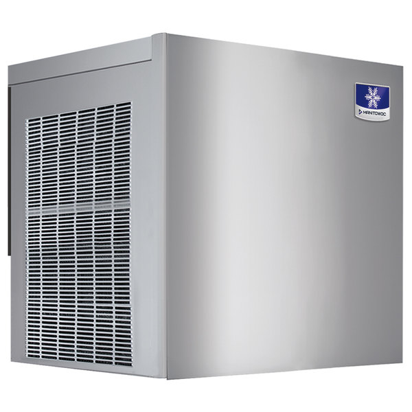Manitowoc RNF0620A 22 inch Air Cooled Nugget Ice Machine - 591 lb.