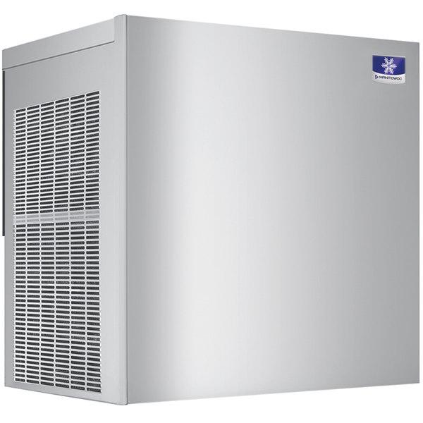 Manitowoc RFF0620A-261 22 inch Air Cooled Flake Ice Machine - 208-230V, 760 lb.