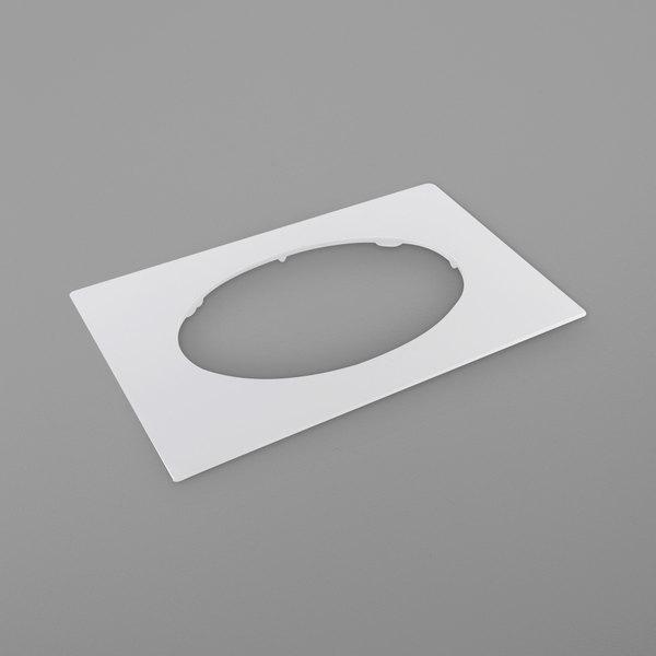Bon Chef 52056WHT E-Z Fit White Bonstone Full-Size Tile for 5299 or 5288