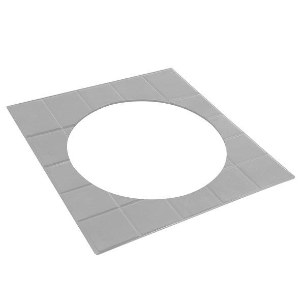 Bon Chef 52043P EZ Fit Pewter-Glo 1 1/2-Size Tile for 2107 Main Image 1