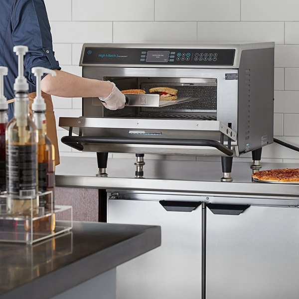 TurboChef High h Batch 2 High-Speed Accelerated Cooking Countertop Oven Main Image 6