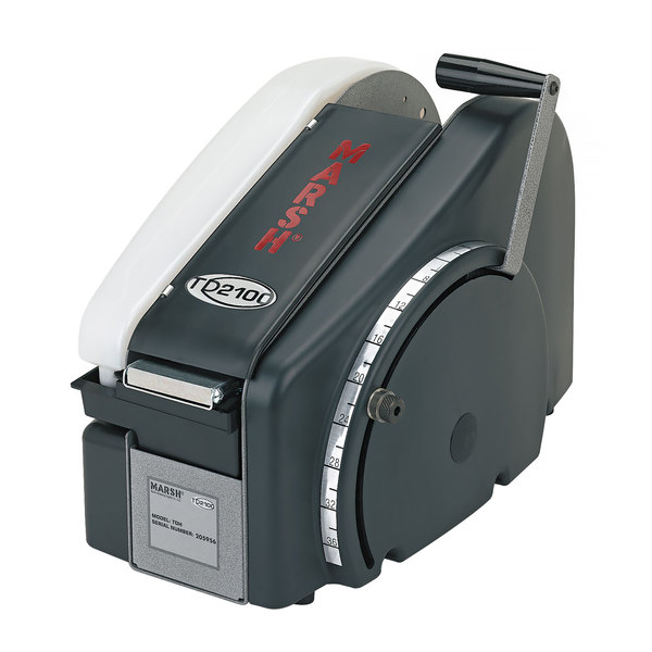 """United Facility Supplies 899862 3"""" Core Black Steel Blades Manual Tape Dispenser for Gummed Tape"""