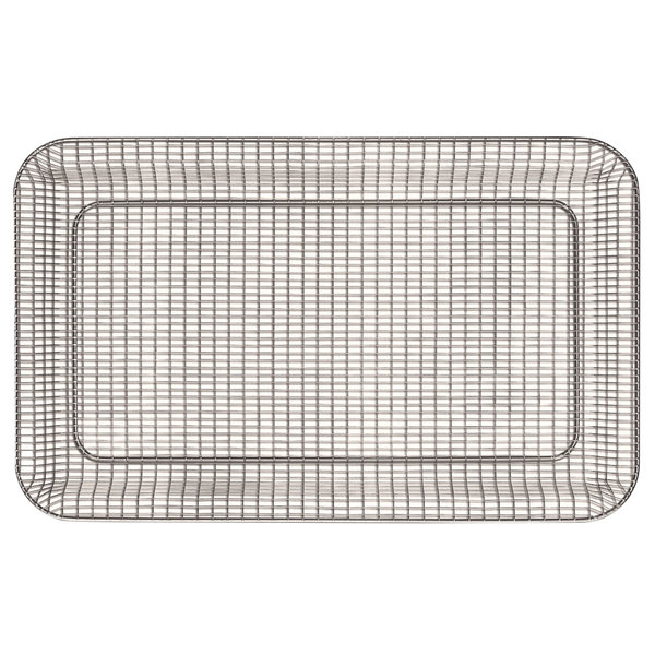 "Vulcan 1220-BASKET 12"" x 20"" Air Fry Basket for ABC and MINI-JET Combi Ovens Main Image 1"