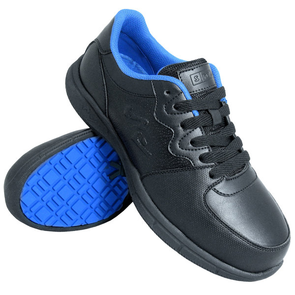 Genuine Grip 5020 Men's Black Composite Toe Athletic Non Slip Shoe