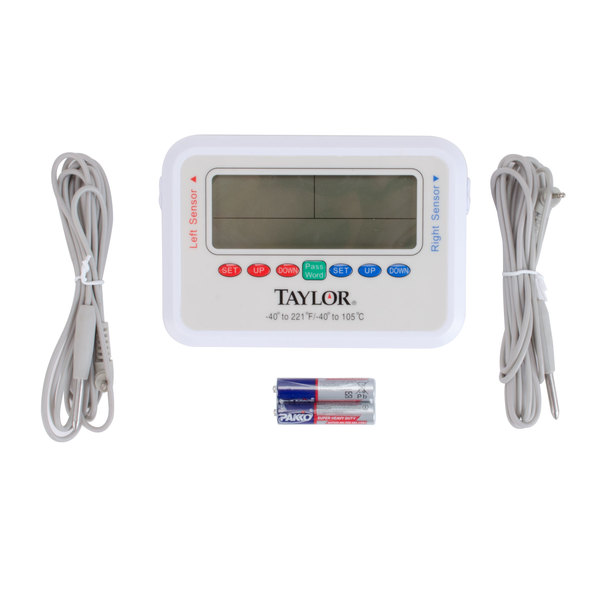 Taylor 1442 Critical Care Digital Thermometer with Dual Probes