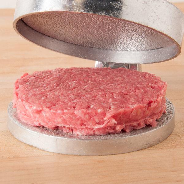 Presse en fonte daluminium pour hamburger parfait Presse-hamburger professionnel en aluminium /Ø 125 mm Rev/êtement anti-adh/ésif Pattie Maker Pattie Maker Patty Former