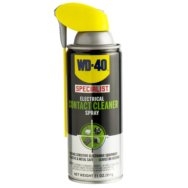 WD-40 300554 Specialist 11 oz  Electrical Contact Cleaner Spray
