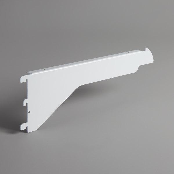 Avantco 189SBRKT46WL White Air Curtain Left Side Shelf Bracket Main Image 1