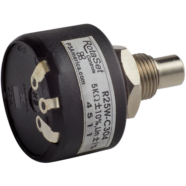 Cambro S08020 Potentiometer for CMBH1826L and CMBH1826T Camtherm® Holding Cabinets