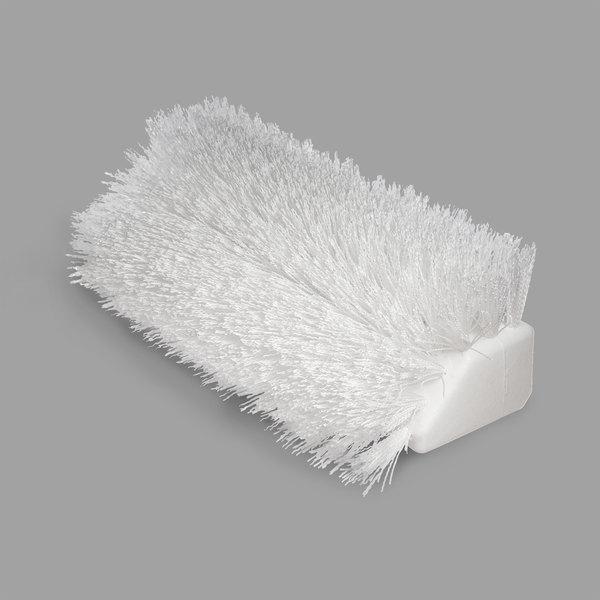 """Carlisle 4042302 Sparta Spectrum 10"""" Hi-Lo White Floor Scrub Brush"""