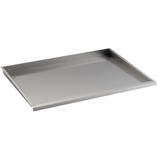 """Cooking Performance Group 3511030870 Drip Tray for 72"""" Manual Griddles and Charbroilers Main Image 1"""