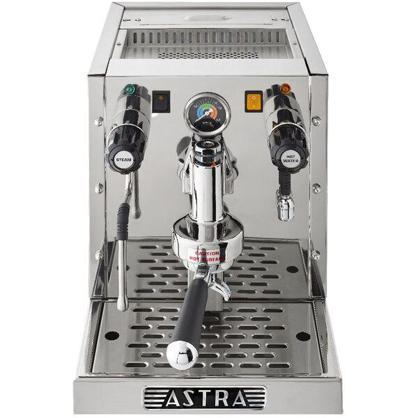 Astra GSP023 Gourmet Semi-Automatic Pourover Espresso Machine, 110V