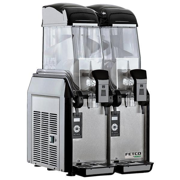 Fetco by Elmeco PEL0201 Double 3.2 Gallon Frozen Beverage Machine Main Image 1