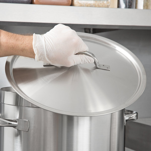 "Vollrath 3712C 12 1/2"" Centurion Domed Cover"