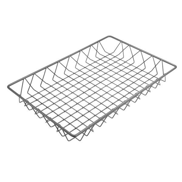 """Delfin WBK-1812-PC62 Simply Steel 18"""" x 12"""" x 2"""" Steel Wire Bakery Basket Main Image 1"""
