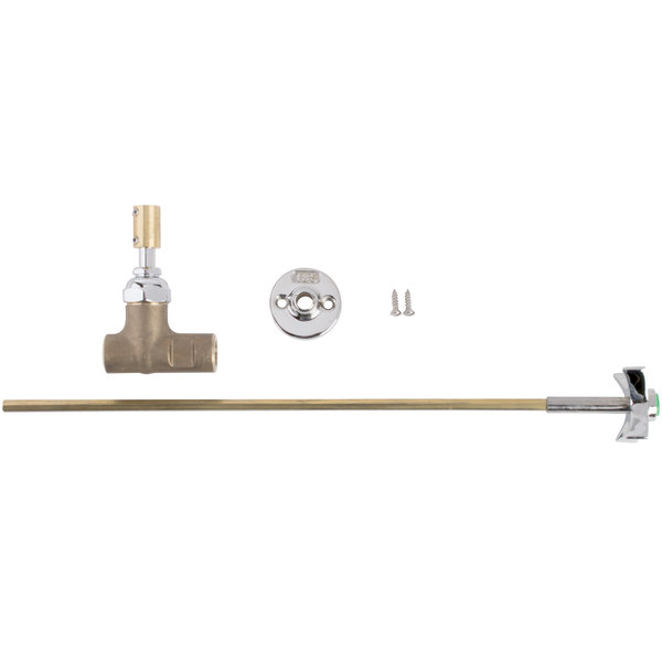 Hot T&S BL-4700-02 Remote Control Straight Valve Unit for Water