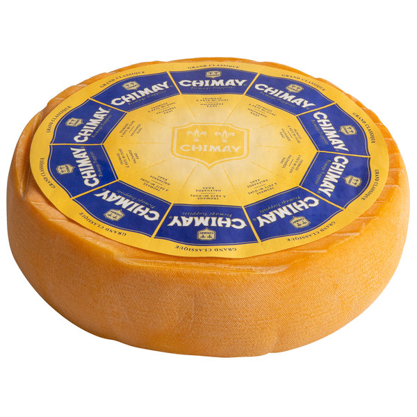 Chimay 5 lb. Grand Classique Chimay Cheese Wheel