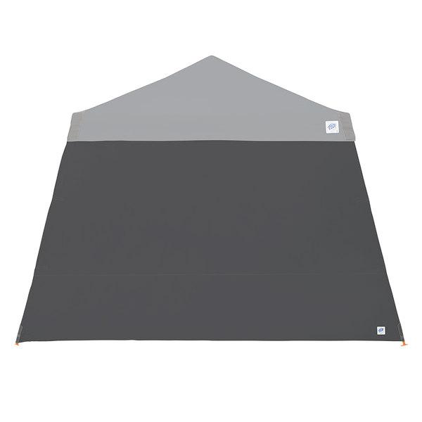 E-Z Up SW3SG10ALGY Recreational 10' Steel Gray Angle Sidewall Main Image 1