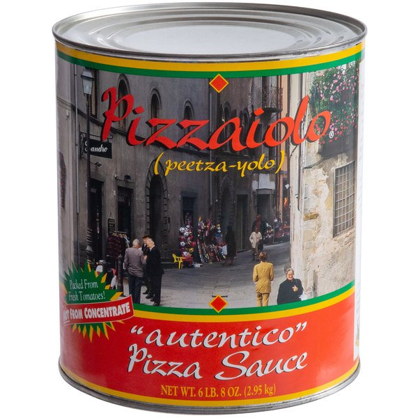 Stanislaus #10 Can Pizzaiolo Sauce Main Image 1