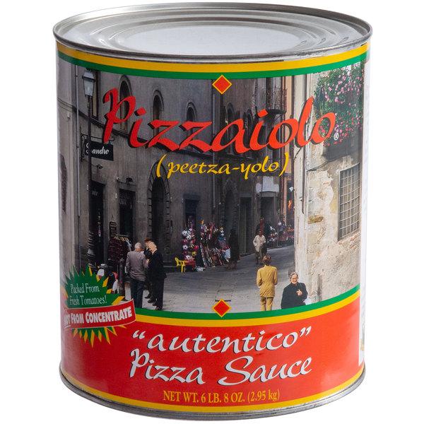Stanislaus #10 Can Pizzaiolo Sauce