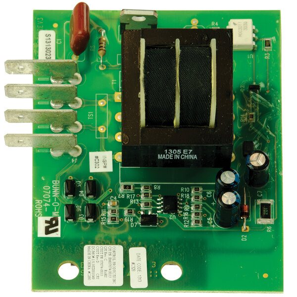Bunn 07074.1033 Replacement Liquid Level Control Board for Coffee Brewers - 120V Main Image 1