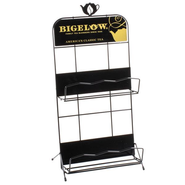 Bigelow 3 Over 3 Tea Rack / Merchandiser