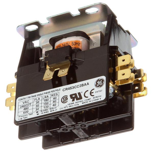 Noble Warewashing 5945-002-74-20 Contactor-208v240v, 2pole 30amp Main Image 1