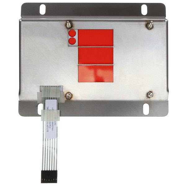 Noble Warewashing 5700-004-00-10 A-Control Panel, Avenger HT ES Main Image 1