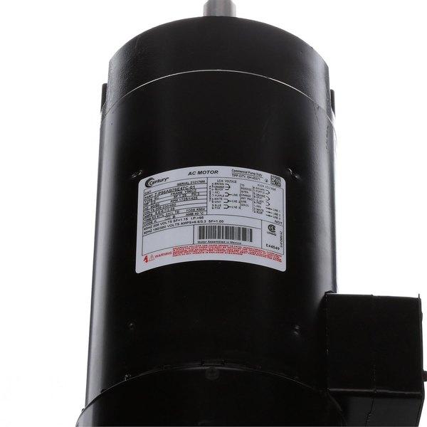 Noble Warewashing 6105-121-70-58 Wash Motor Pump Main Image 1