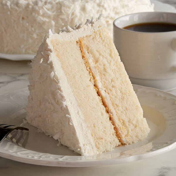 "Pellman 9"" White Coconut Cake Main Image 3"