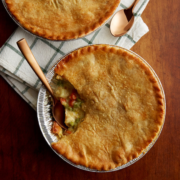 """Zook's 8"""" Chicken Pie"""