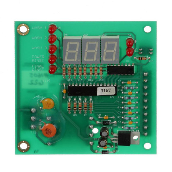 Jackson 6685-002-74-86 Temp Board Main Image 1