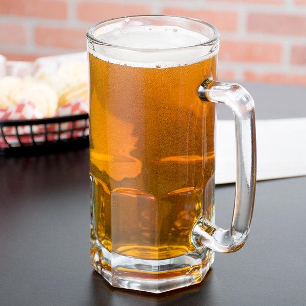 Anchor Hocking 1153U New Orleans 1 Liter Gusto Beer Mug