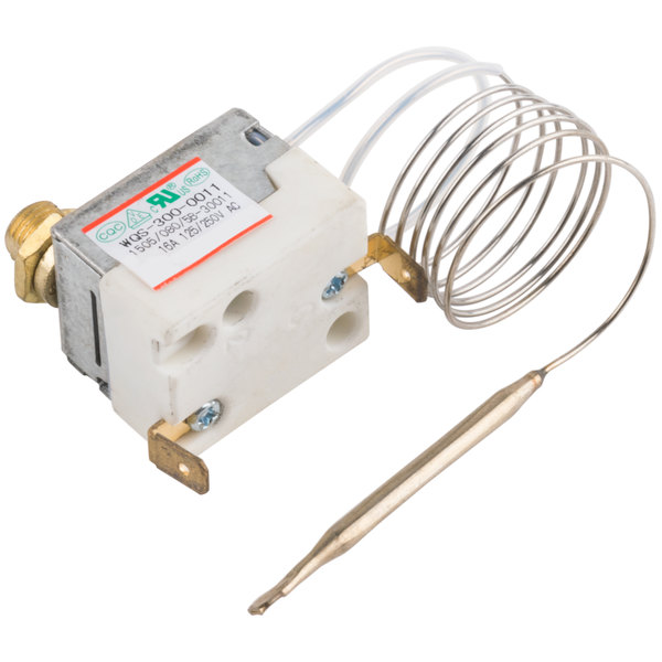 Galaxy PCOETMPLM Hi-Limit Thermostat for COE3H and COE3Q Convection - 125/250V Main Image 1