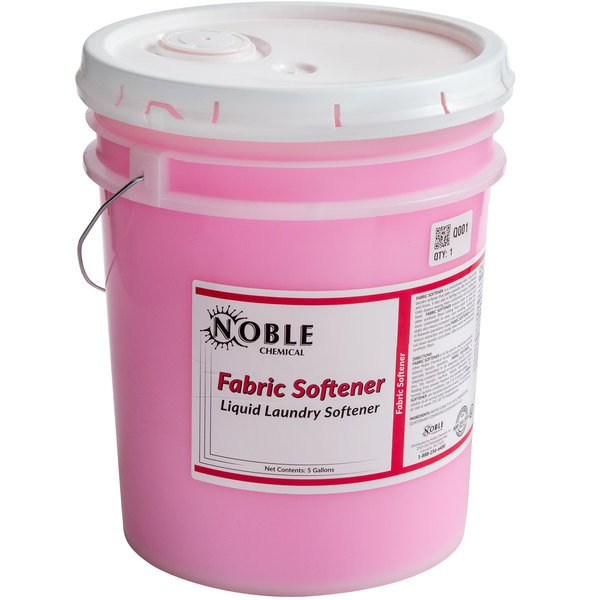 Noble Chemical 5 Gallon Fabric Softener Main Image 1