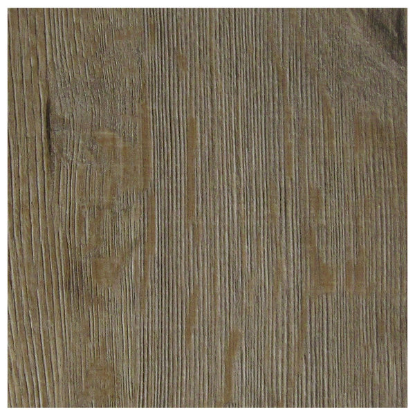 """Grosfillex US32D742 Exterior Vanguard 32"""" Square Aged Oak Outdoor Table Top Main Image 1"""