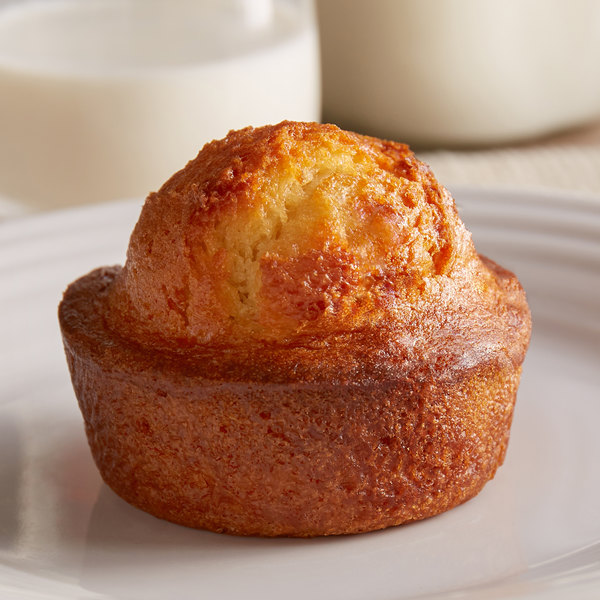 Bake'n Joy Ultra Moist 8 lb. Scoop and Bake French Vanilla Muffin Batter