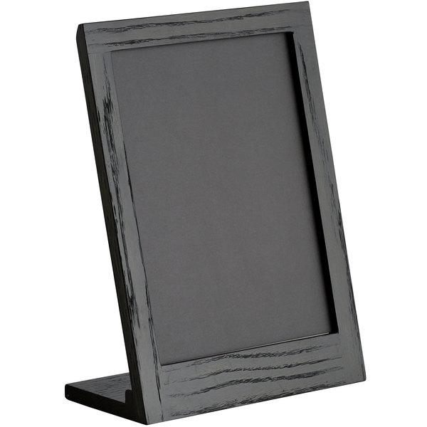 Cal Mil 3818 811 87 Cinderwood 8 1 2 X 11 Chalkboard Stand With Black Chalkboard