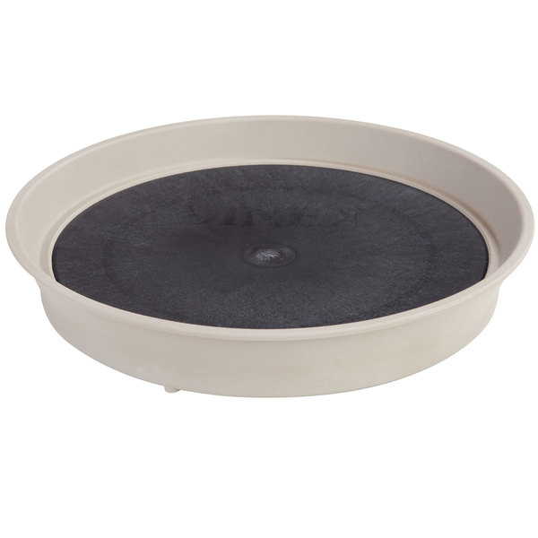 Dinex DX1411031 Latte Induction Base for DuraTherm Induction Charger - 12/Case Main Image 1