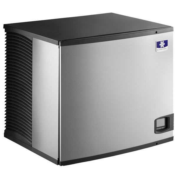 Manitowoc IDF0900W Indigo NXT Series 30 inch Water Cooled Full Size Cube Ice Machine - 208-230V, 1 Phase, 839 lb.