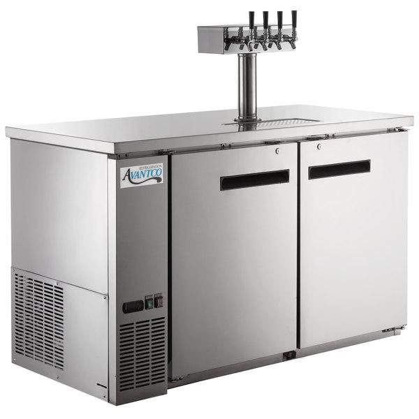 Stainless Steel Keg Beer Faucet Wine Beer Dispenser for Bar Restaurant Home