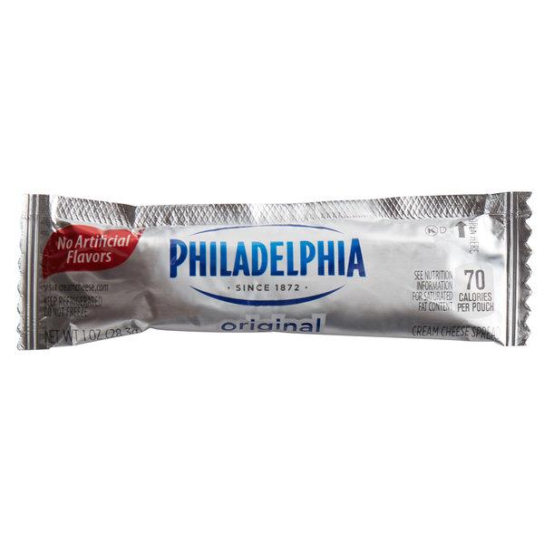 1 oz. Original Plain Cream Cheese