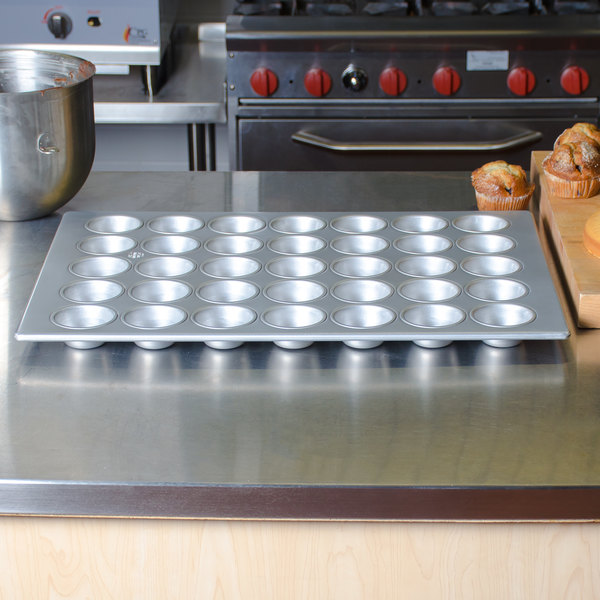 35 Cup Muffin Pan 3.8 oz.