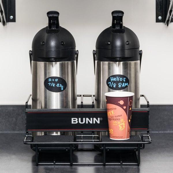 Bunn 35728.0001 UNIV-2 APR Two Pot Universal Airpot Rack