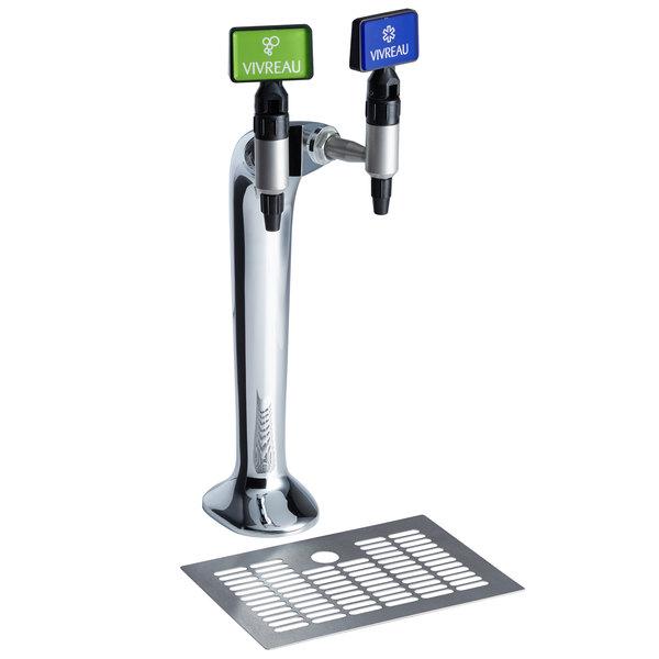 Vivreau V3-205-I Mini Undercounter Still / Sparkling Filtered Water Bottling System Main Image 1