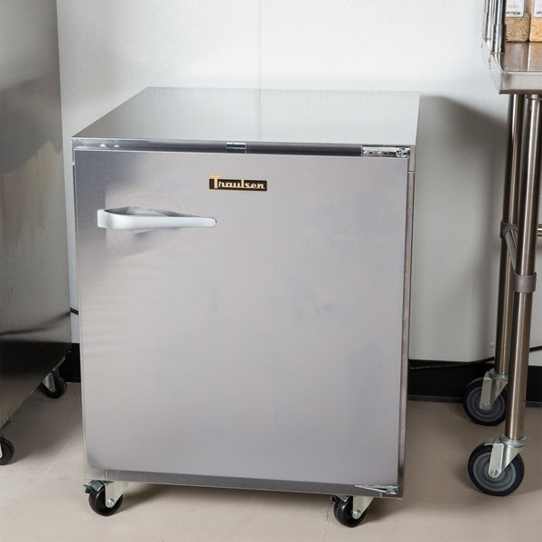 "Traulsen UHT27-R 27"" Undercounter Refrigerator with Right Hinged Door"