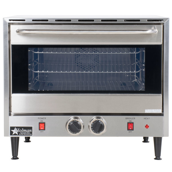 Star CCOH-3 Electric Countertop Half Size Convection Oven 120V