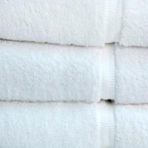 Hotel Wash Cloth - Welingham 13 inch x 13 inch 86/14 Cotton / Poly 1.5 lb. - 300/Case