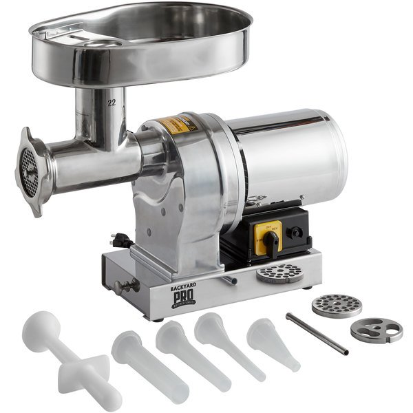 Best Commercial Meat Grinders Reviews Features