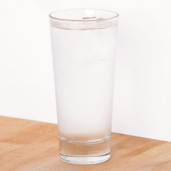 Libbey 15814 Elan 14 oz. Beverage Glass - 12/Case